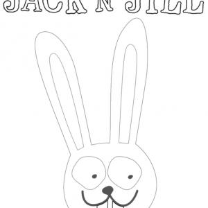Jack 'N Jill Colouring Book