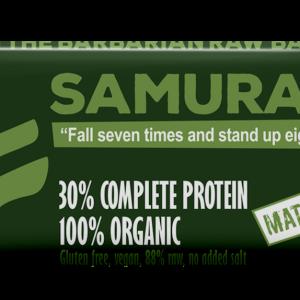 Samurai Protein Bar