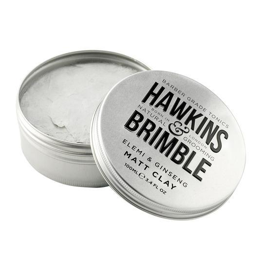 Hawkins & Brimble Matt Clay