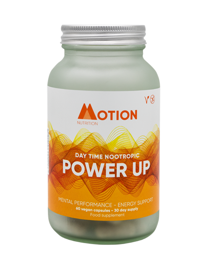 Motion Nutrition Power Up: Ultimate Brain Fuel