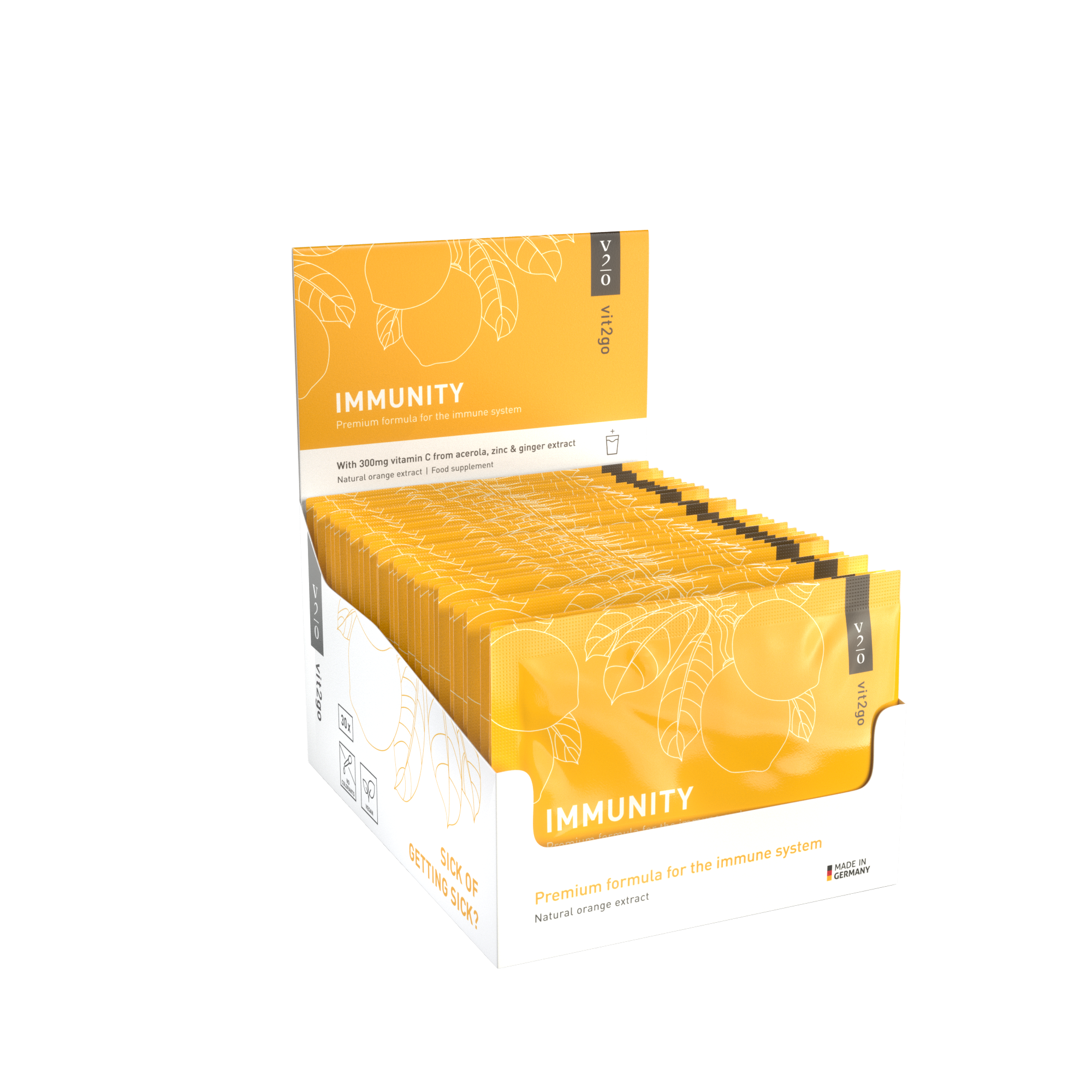 Immune System Booster 30-Pack